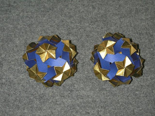 ハート 折り紙 紙風船 作り方 折り紙 : divulgando.net